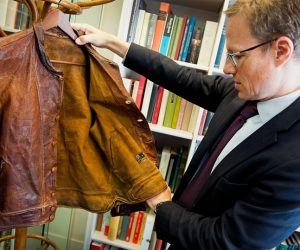 Einstein's Smelly Leather Jacket Brought In $150,000 At Christie's Auction_Image 3