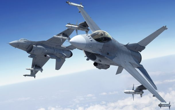 Lockheed Martin Unveils The New 4th Generation F 16v