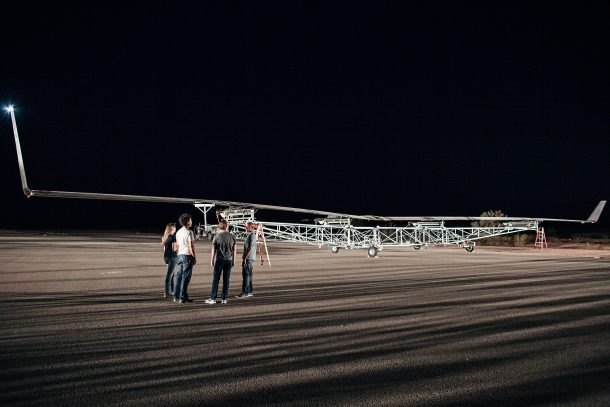 Facebook's Giant Solar-Powered Internet Drone Just Completed Its Maiden Voyage_Image 10