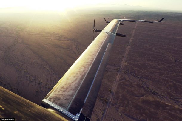 Facebook's Giant Solar-Powered Internet Drone Just Completed Its Maiden Voyage_Image 4