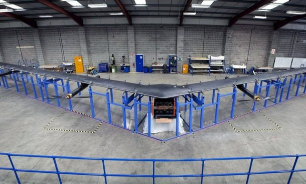 Facebook's Giant Solar-Powered Internet Drone Just Completed Its Maiden Voyage_Image 9