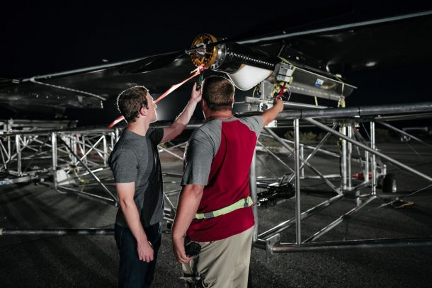 Facebook's Giant Solar-Powered Internet Drone Just Completed Its Maiden Voyage_Image 2