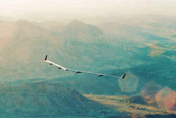 Facebook's Giant Solar-Powered Internet Drone Just Completed Its Maiden Voyage_Image 6