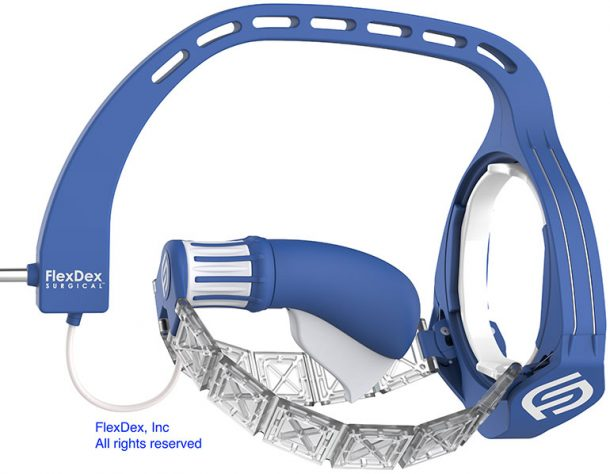 FlexDex Laparoscopic Instrument Platform Transforming the Minimal Invasive Surgery_Image 1