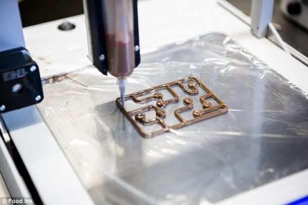 Food Ink Brings 3D Printed Food To Your 3D Printed Table_Image 4