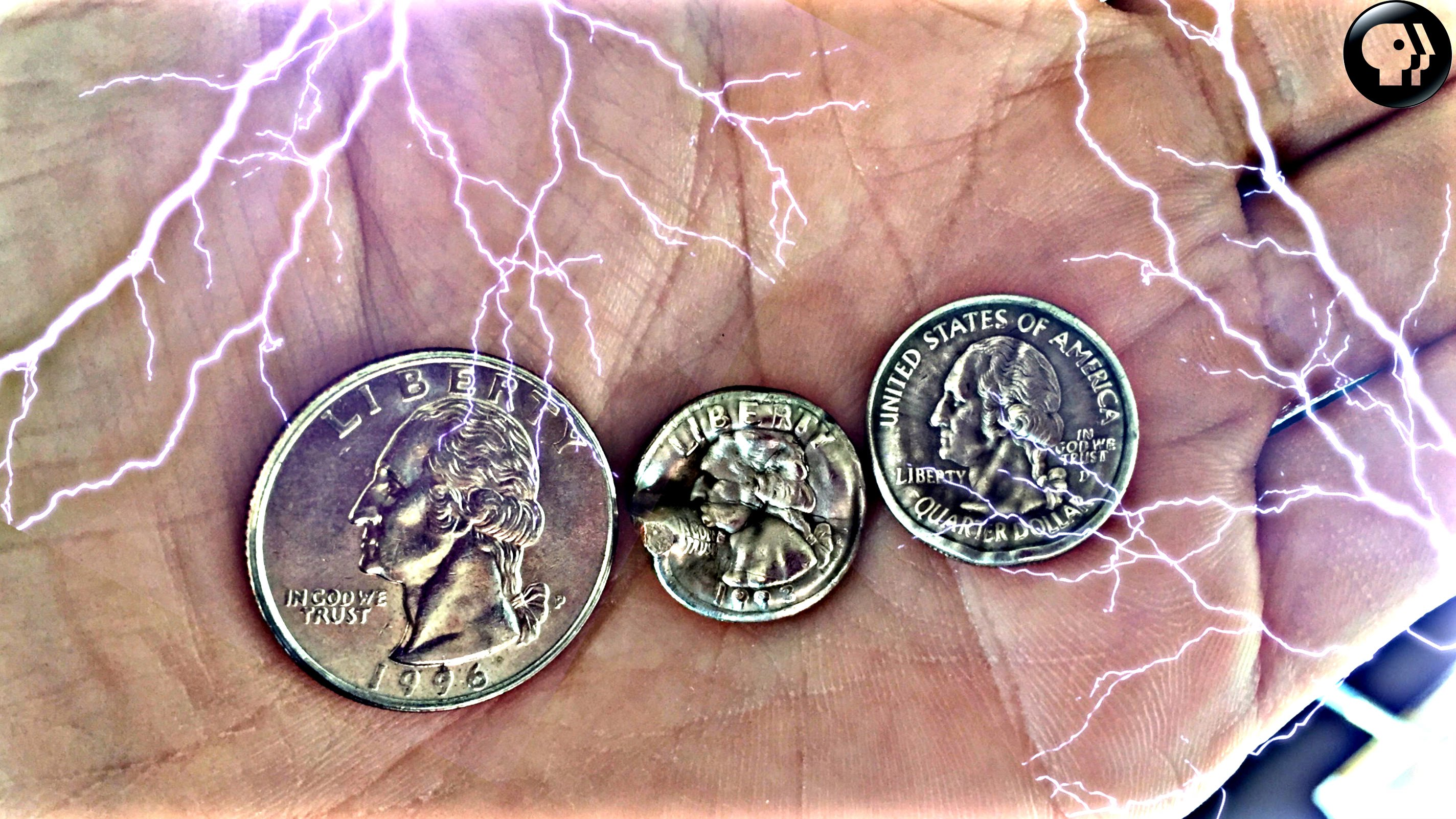 How To Shrink A Quarter With A High Voltage Electromagnet_Image 1
