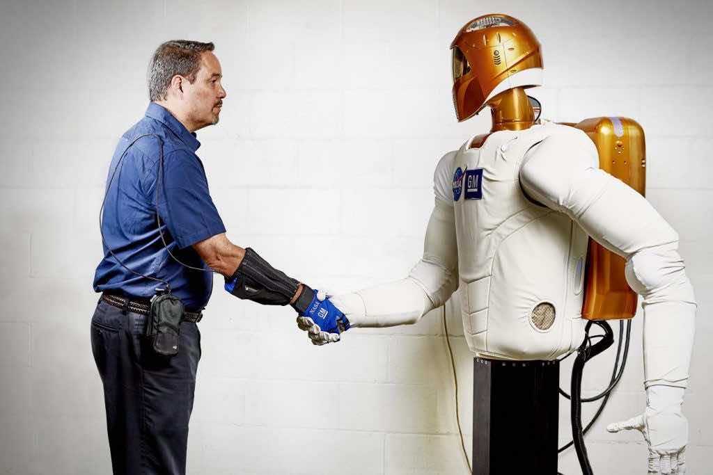 RoboGlove - By GM-NASA-BioServo Partnership