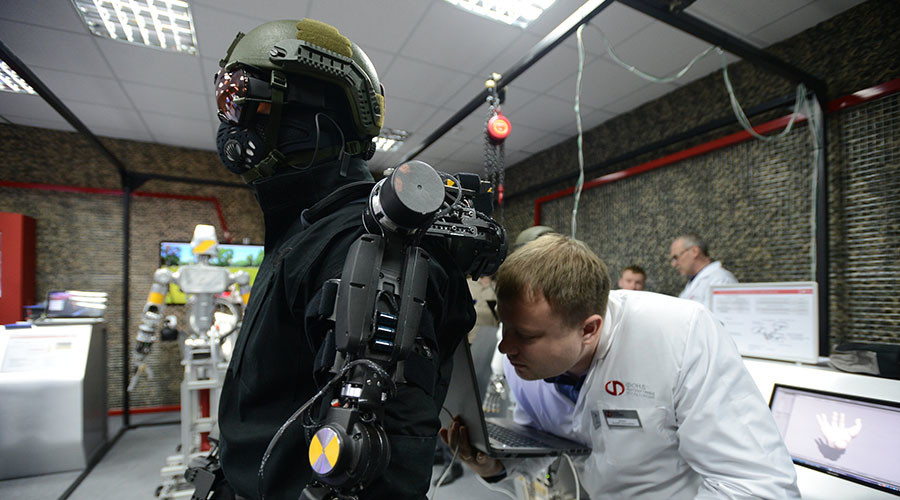 Russain Military Tech Chief Believes That Robots Will Soon Replace Human Soldiers_Image 0