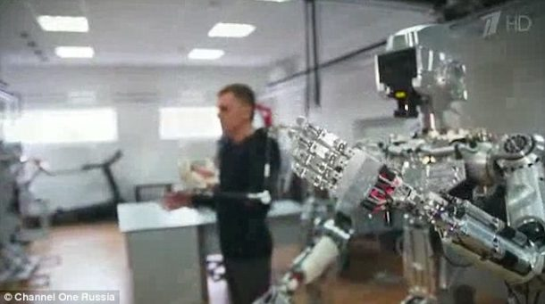 Russian Military Tech Chief Believes That Robots Will Soon Replace Human Soldiers_Image 1