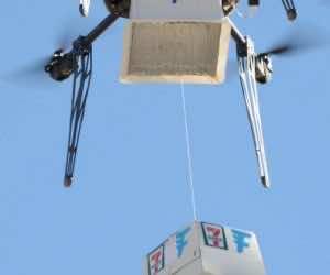 Slurpee drone delivery 0
