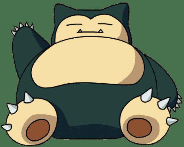Snorlax- Pokemon Species