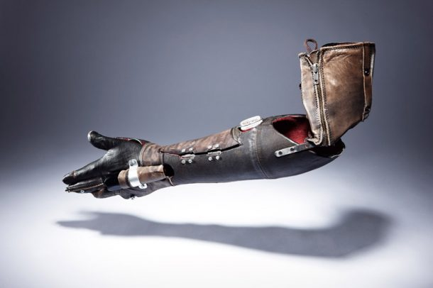 Spiked Leg and Gadget Arms Bring Art To Prosthetic Limbs_Image 22