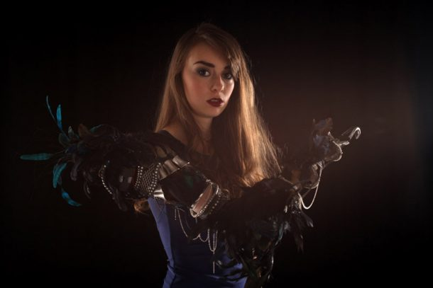 Spiked Leg and Gadget Arms Bring Art To Prosthetic Limbs_Image 26