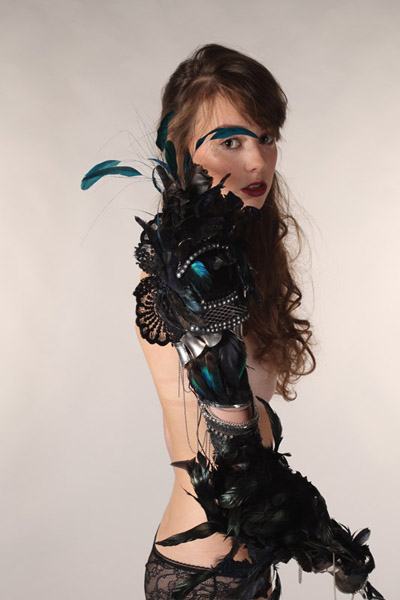 Spiked Leg and Gadget Arms Bring Art To Prosthetic Limbs_Image 27