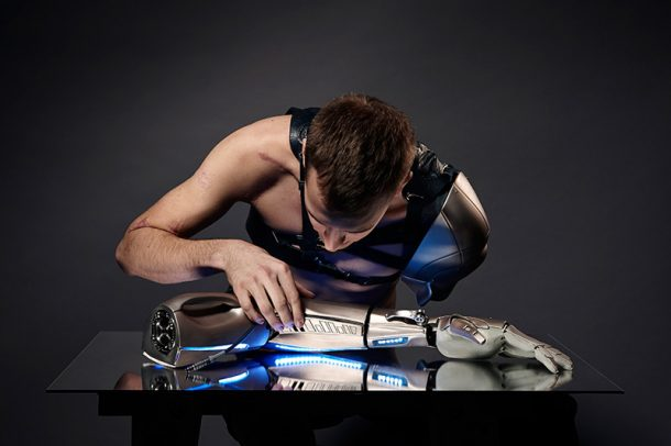 Spiked Leg and Gadget Arms Bring Art To Prosthetic Limbs_Image 41