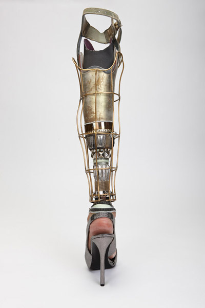 Spiked Leg and Gadget Arms Bring Art To Prosthetic Limbs_Image 9