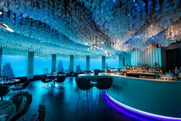 Subsix A Unique Dining 20 Feet Under the Indian Ocean_Image 1