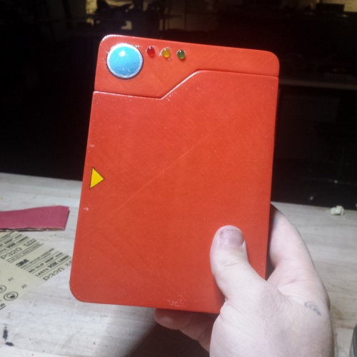 The 3D Printed Pokédex Phone Battery Case Will Enhance Your Pokémon Go Experience_Image 10