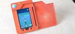 The 3D Printed Pokédex Phone Battery Case Will Enhance Your Pokémon Go Experience_Image 0
