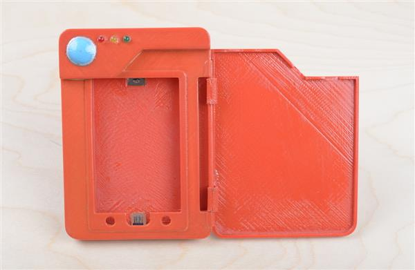 The 3D Printed Pokédex Phone Battery Case Will Enhance Your Pokémon Go Experience_Image 4