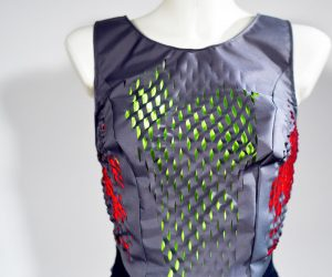 The Muscle Shirt will Change Shape To Display How Your Workout Is Going_Image 0