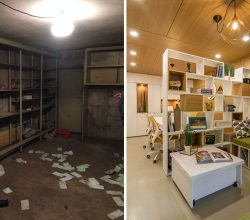 The Romanian Architects Transform A Dingy, Old Garage Into A Dream Office_Image 0