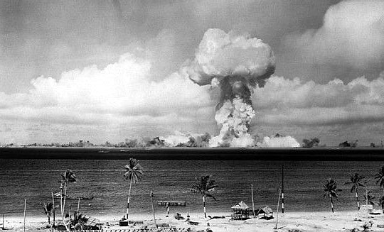 The U.S. Military Launched A Nuke Underwater 70 Years Ago And All Hell Broke Lose_Image 4