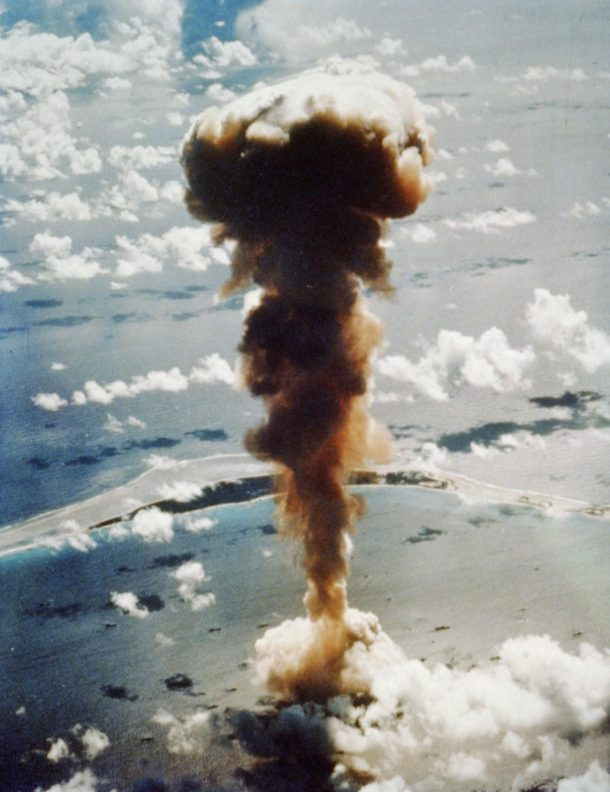 The U.S. Military Launched A Nuke Underwater 70 Years Ago And All Hell Broke Lose_Image 6