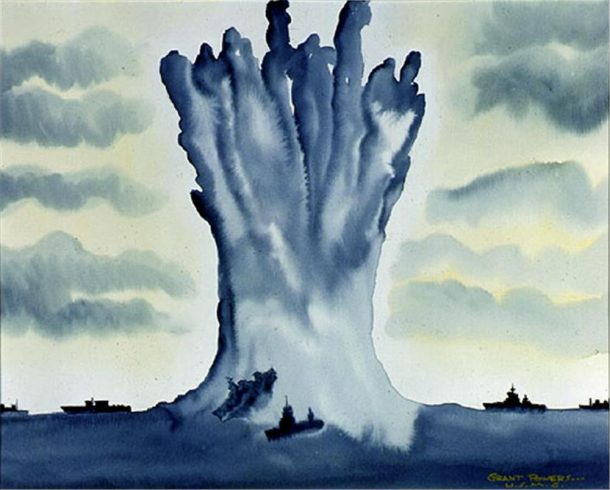 The U.S. Military Launched A Nuke Underwater 70 Years Ago And All Hell Broke Lose_Image 7