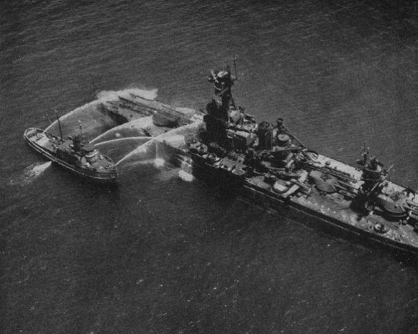 The U.S. Military Launched A Nuke Underwater 70 Years Ago And All Hell Broke Lose_Image 9