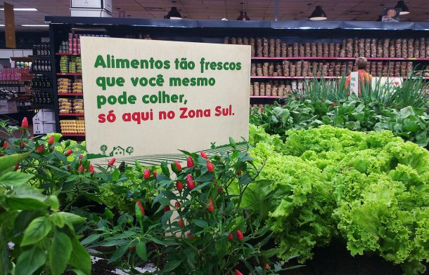 This Brazilian Supermarket Allows Its Customers Pick Their Produce From A Garden_Image 1