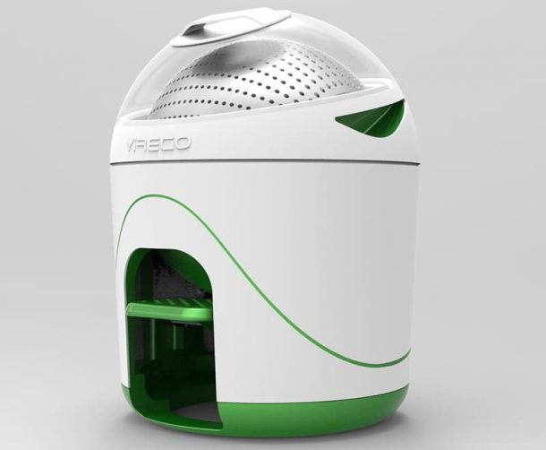 This Clothes Washer Washes You Clothes Without Using Electricity_Image 0
