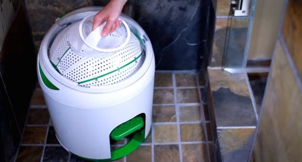 This Clothes Washer Washes You Clothes Without Using Electricity_Image 2