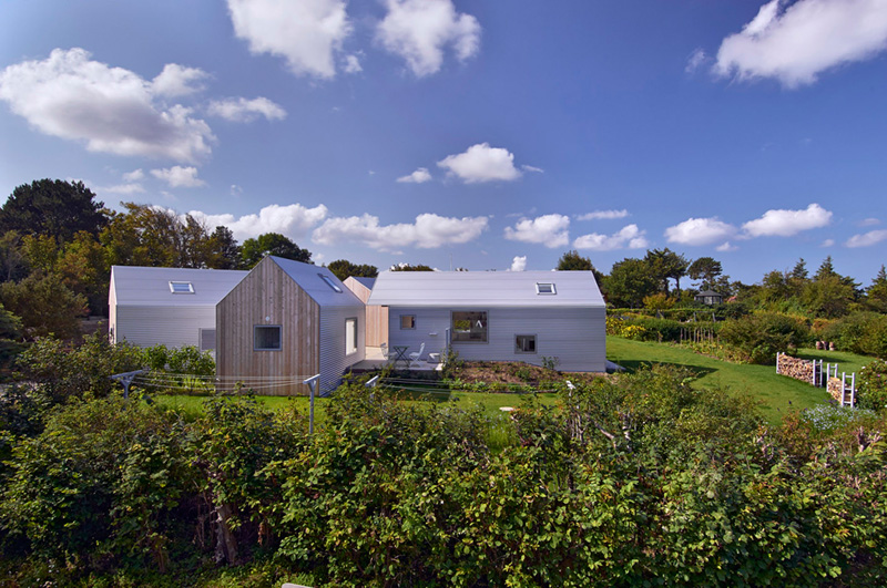 This Danish House Is Actually Five Little Houses In One_Image 0