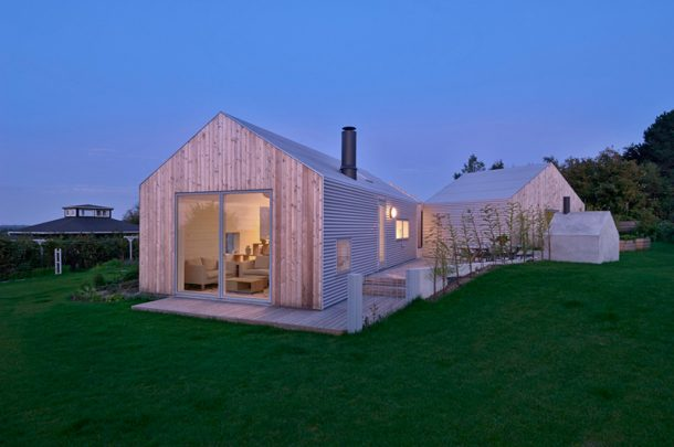 This Danish House Is Actually Five Little Houses In One_Image 2