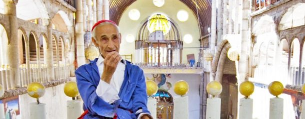 This Hand-Made Cathedral Built By A 53 Year Old Man Is Incredible _Image 4