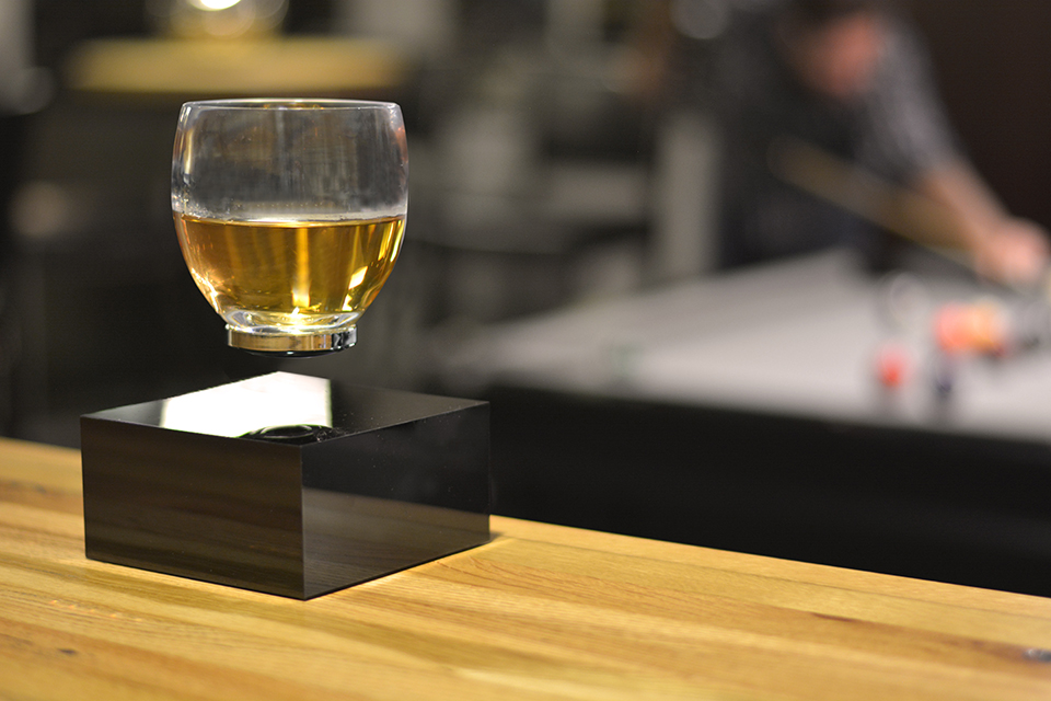 This Levitating Cup Defies Gravity And Literally Raises Ones Spirits_Image 8