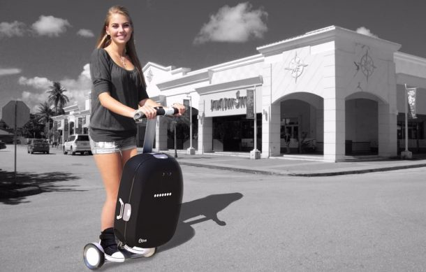 This Smart Suitcase Recognizes Its Owner And Follows Him_Image 0