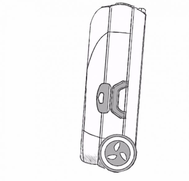 This Smart Suitcase Recognizes Its Owner And Follows Him_Image 2