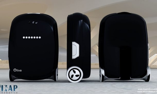 This Smart Suitcase Recognizes Its Owner And Follows Him_Image 8