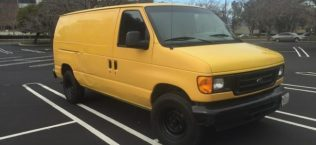 This Stylish And Comfy Camping Mobile Was Once A Rusty, Old Cargo Van_Image 0
