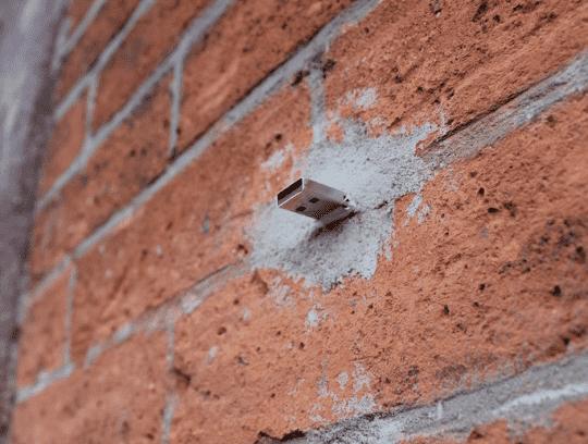 Usb in wall