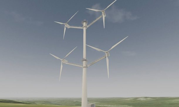 Vestas Takes Wind Power Up A Notch With A 12-Blade Turbine Tower_Image 1