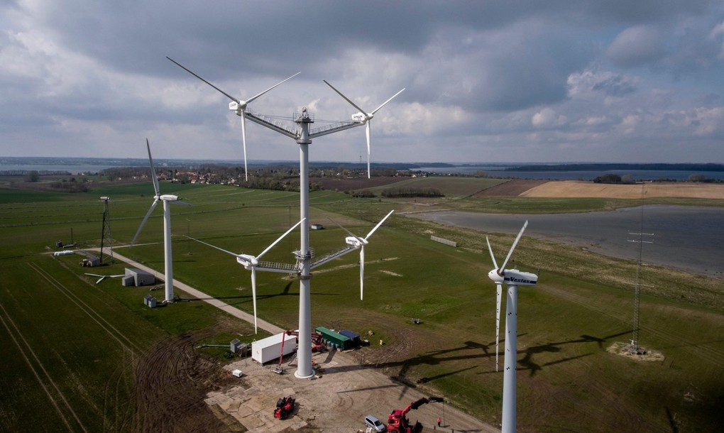 Vestas Takes Wind Power Up A Notch With A 12-Blade Turbine Tower_Image 2