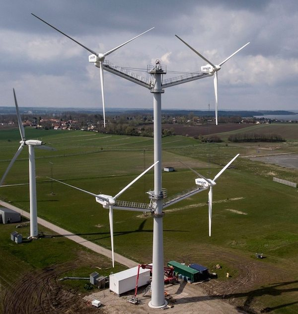 Vestas Takes Wind Power Up A Notch With A 12-Blade Turbine Tower_Image 3