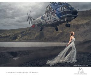 Watch The Insane Video Of A Helicopter Crashing A Bride's Photo Shoot_Image 0