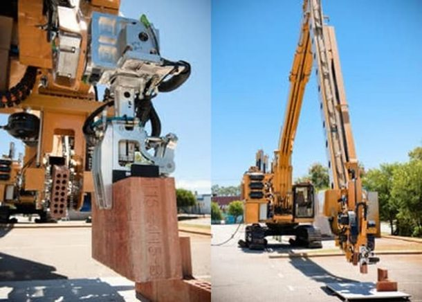 Watch This One-Armed Robotic Civil Engineer Construct A House Four Times Quicker Than A Human_Image 2