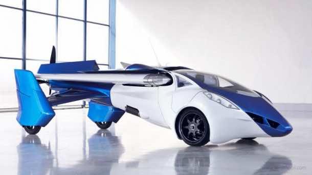 Aeromobil. Credits: Terrafugia