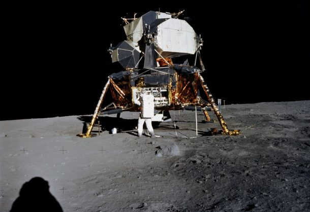 armstrong-photographs-aldrin-removing-an-instrument-called-the-passive-seismometer