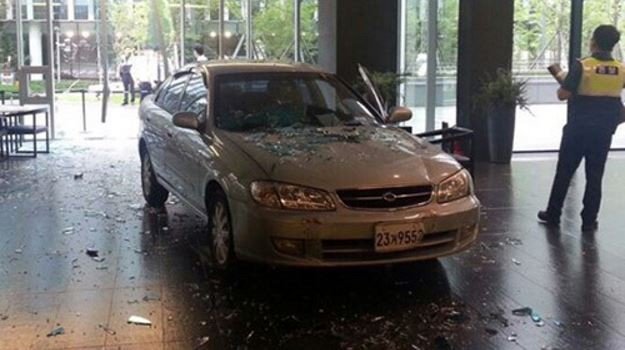 Guy Crashes Car Into Game Developer's Headquarters After Games Ruined His Life